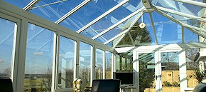 Roof cleaning and conservatory cleaning in Bournemouth and Ferndown